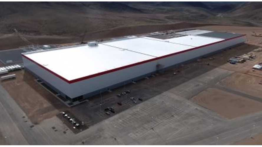 Tesla Gigafactory Grand Opening Set For July 29