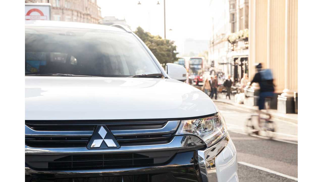 Mitsubishi Again Promises Outlander PHEV Will Launch In U.S. Soon, Or By March 2018 At The Latest