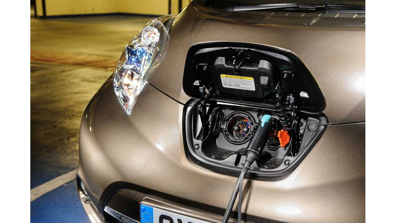 "Nissan's ""No Charge to Charge"" Program Expanded To 50 Markets"
