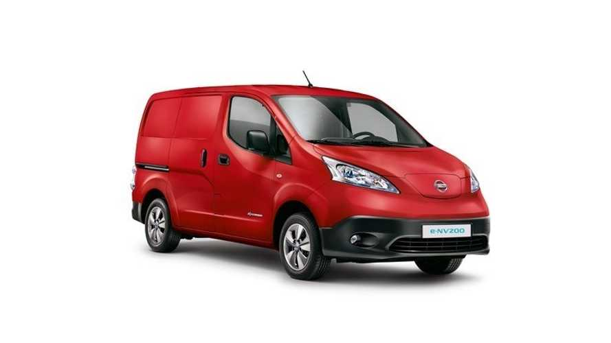 Nissan e-NV200 Now Has The Longest Standard Warranty Among Electric Vans