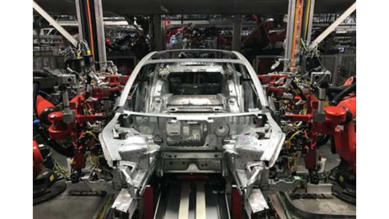 Tesla Model 3 Production Woes, Company Reportedly Slashes Orders For Parts By 40%