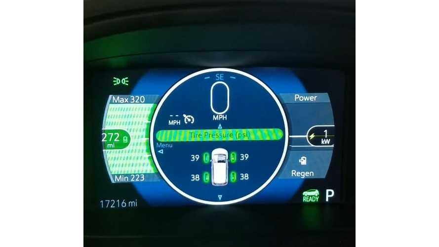 At 17,000 Miles, This Chevy Bolt Predicts 272-Mile Range - Video