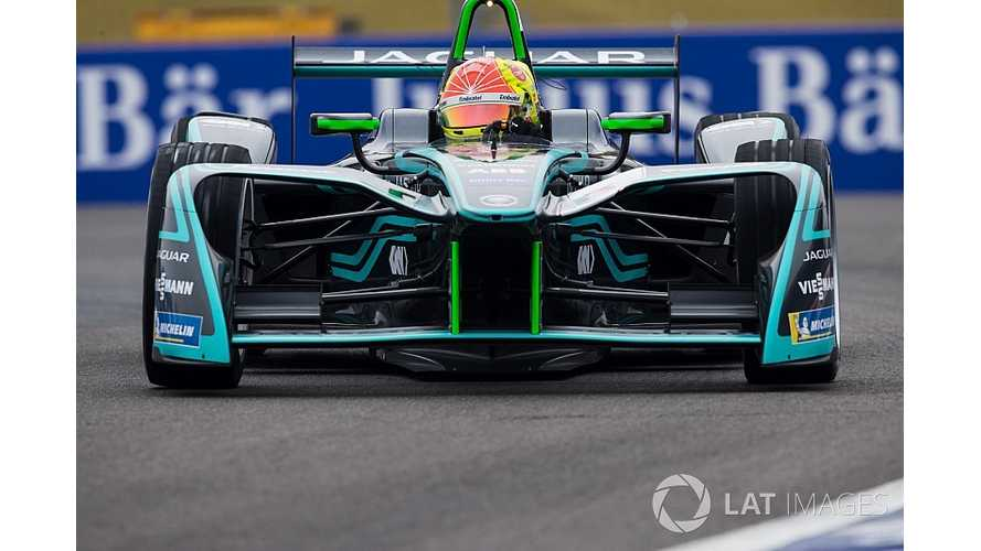Formula E Rookie Tester Reflects On His First Time In The Electric Race Car