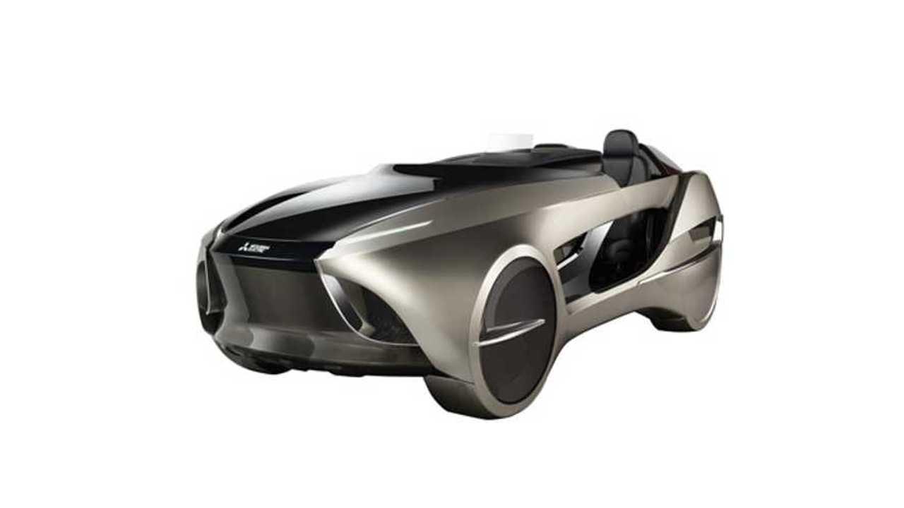 Mitsubishi Electric - EMIRAI 4 Smart Mobility Concept Car