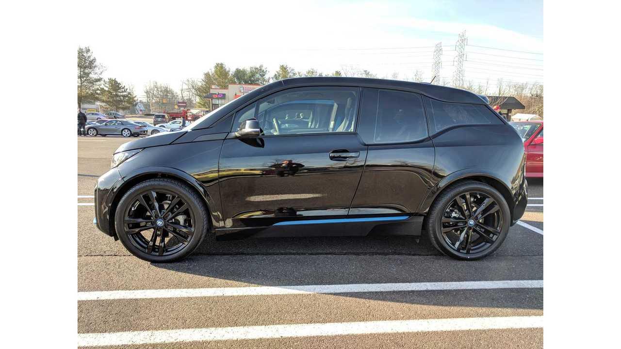 2018 BMW i3 Sport