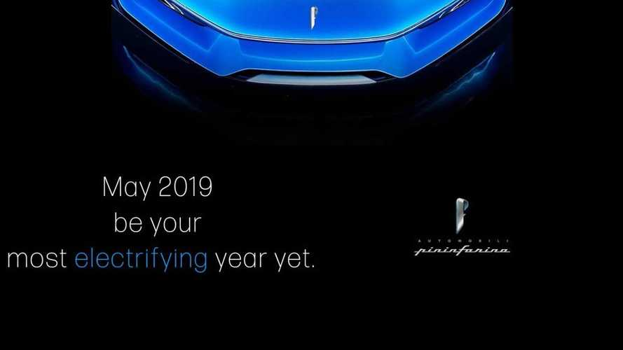 Electric Pininfarina Battista Shows Its Sleek Nose In New Teaser