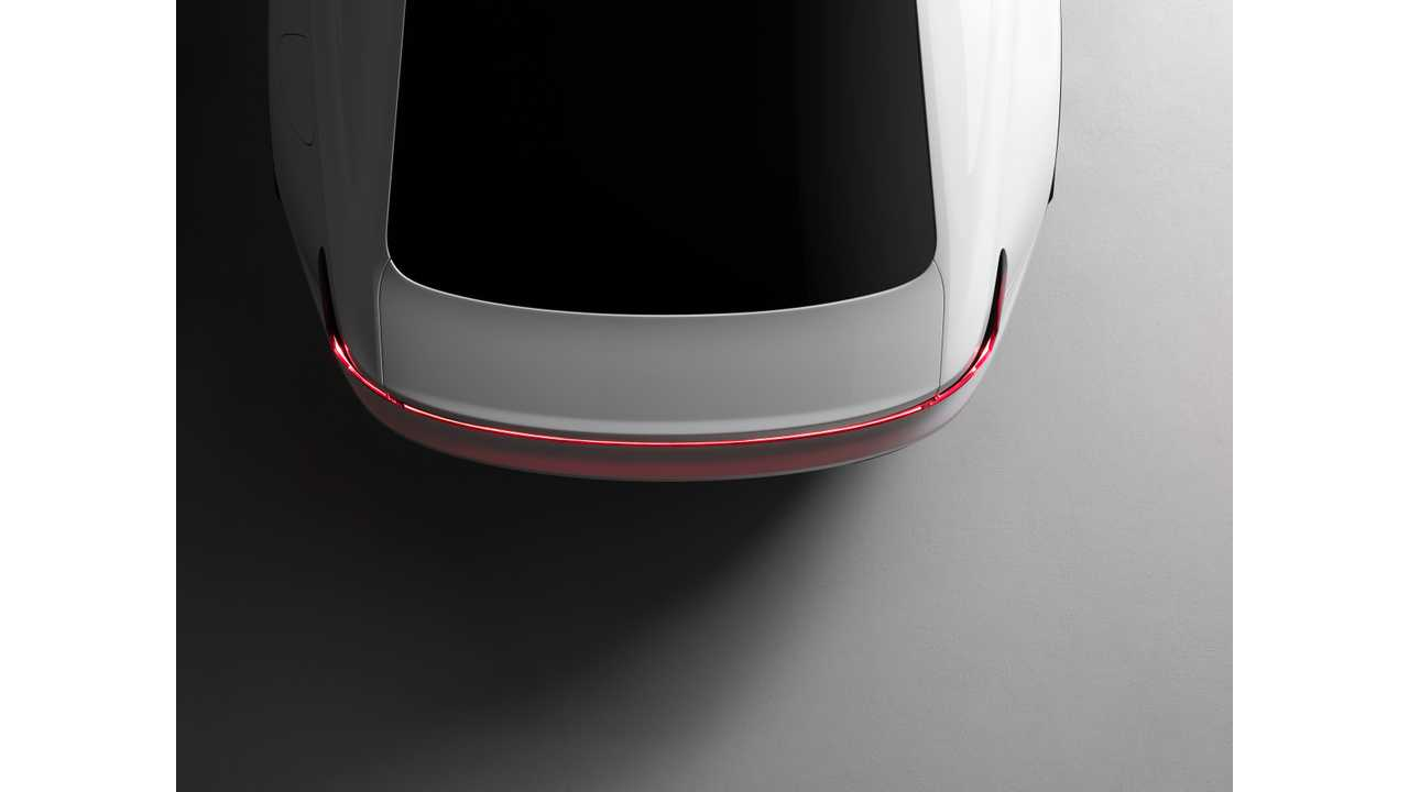 Polestar 2 Electric Car: First Image / Specs Released