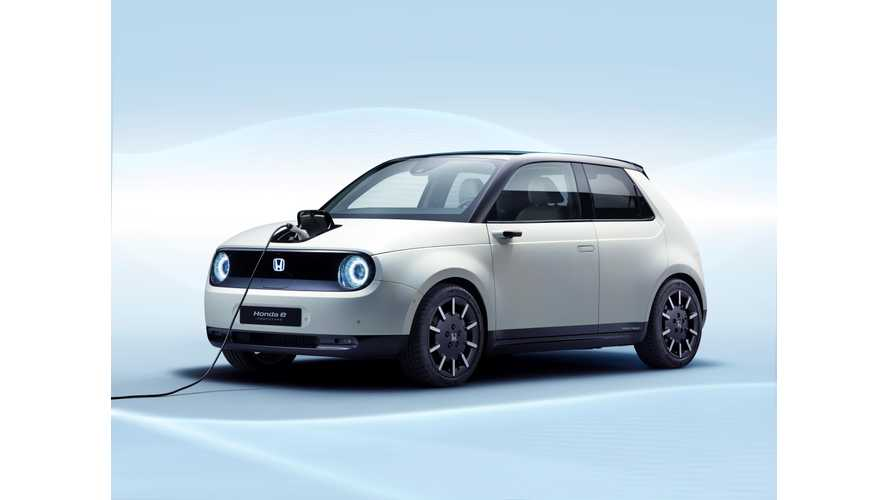 Honda Logs 15,000 Registrations Of Interest For Electric e Prototype