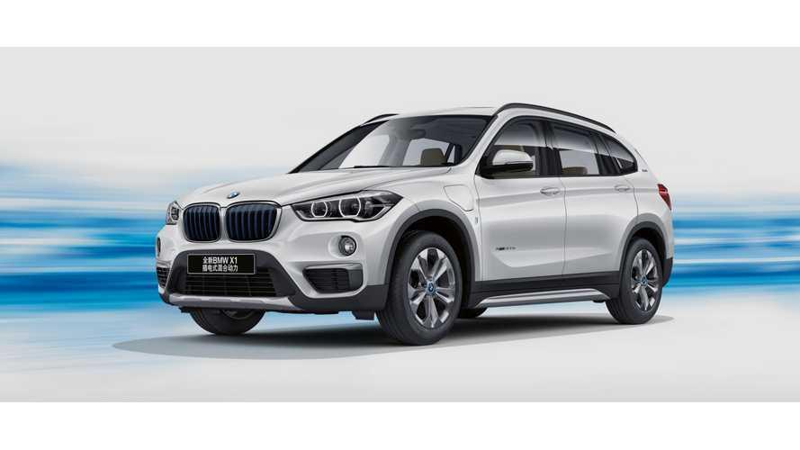 BMW X1 xDrive25Le Plug-In Hybrid Debuts: 68 Miles Of Electric Range