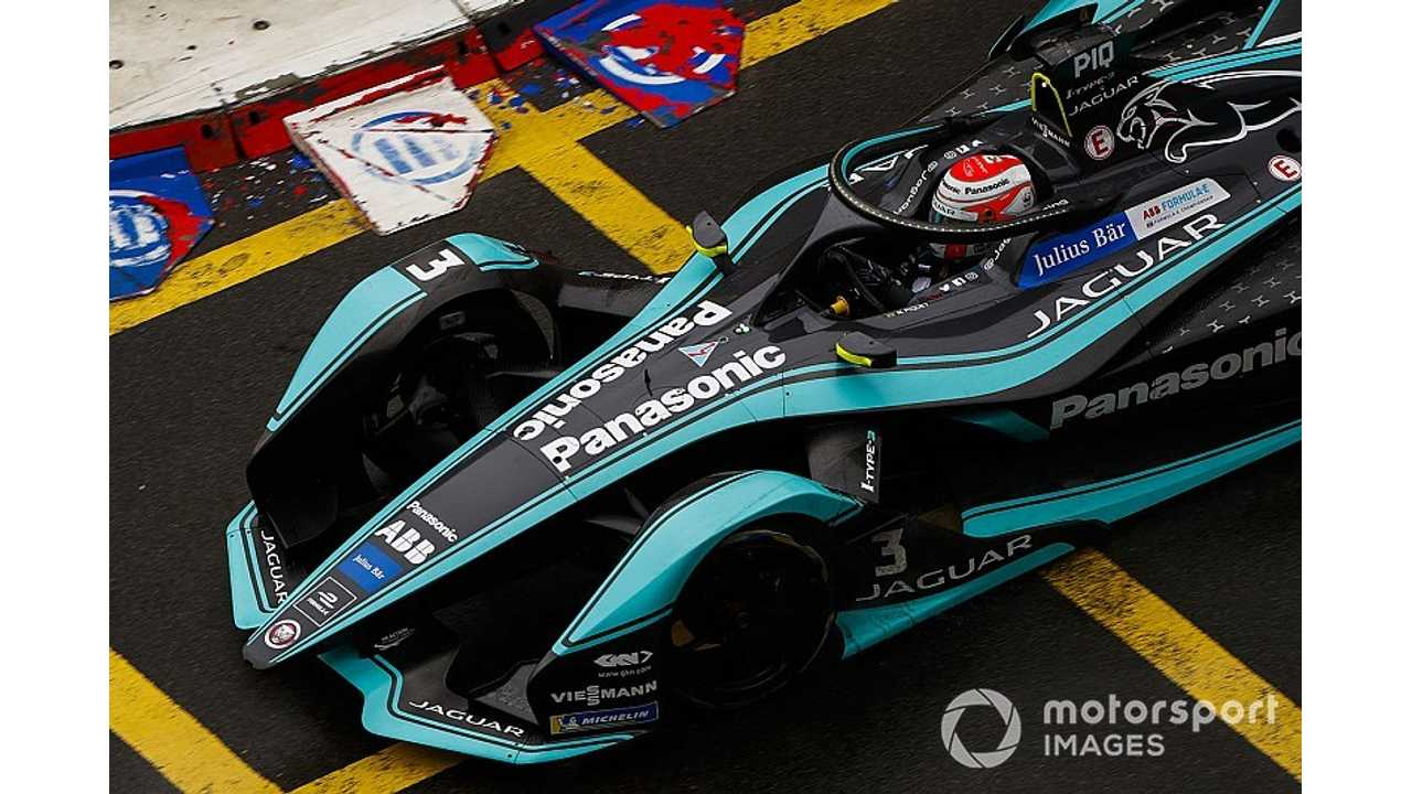 Piquet Says Jaguar Too Slow In Formula E Hong Kong Race