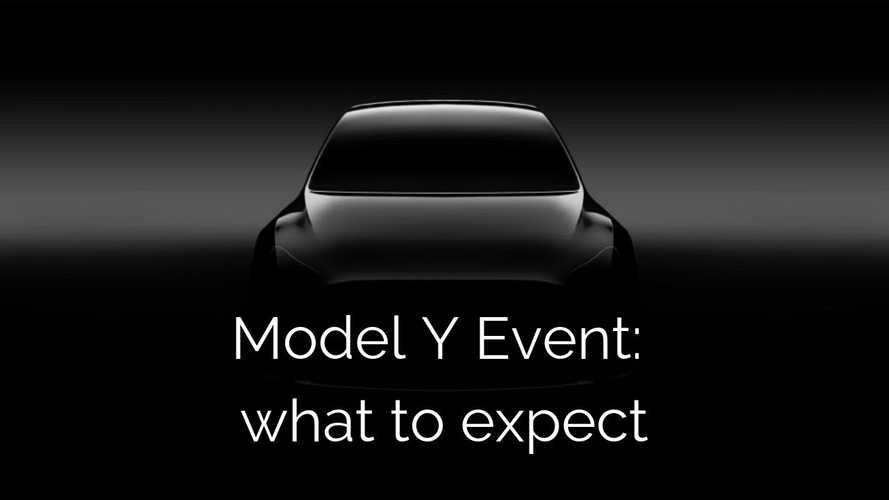 Tesla Model Y Reveal Event: Here's What To Expect: Video