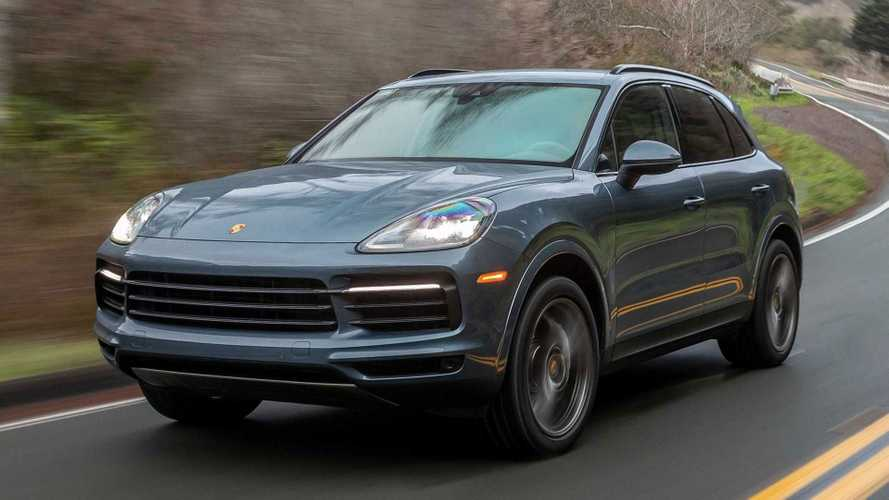 Porsche Cayenne Turbo S E-Hybrid Will Be Brand's Most Powerful SUV