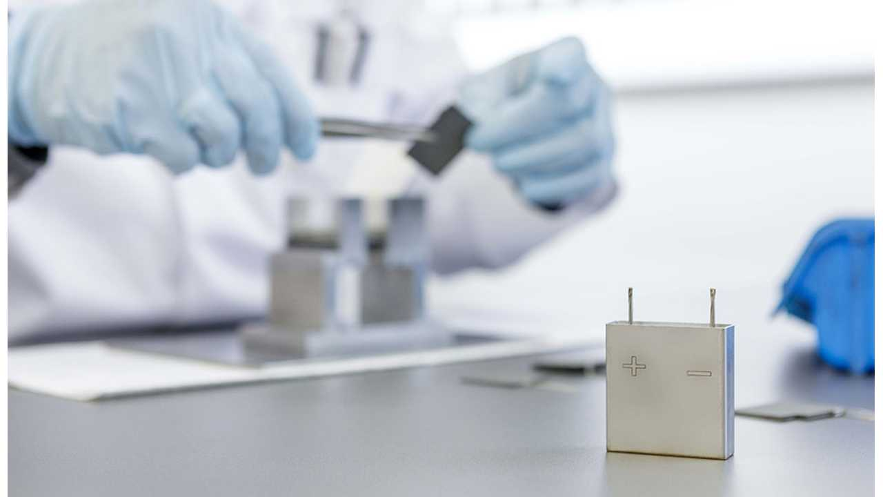 Innolith Claims It's On Path To 1,000 Wh/kg Battery Energy Density