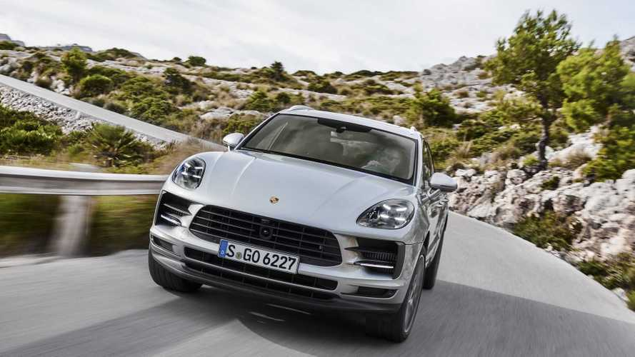 Electric Porsche Macan Might Spawn Coupe Version