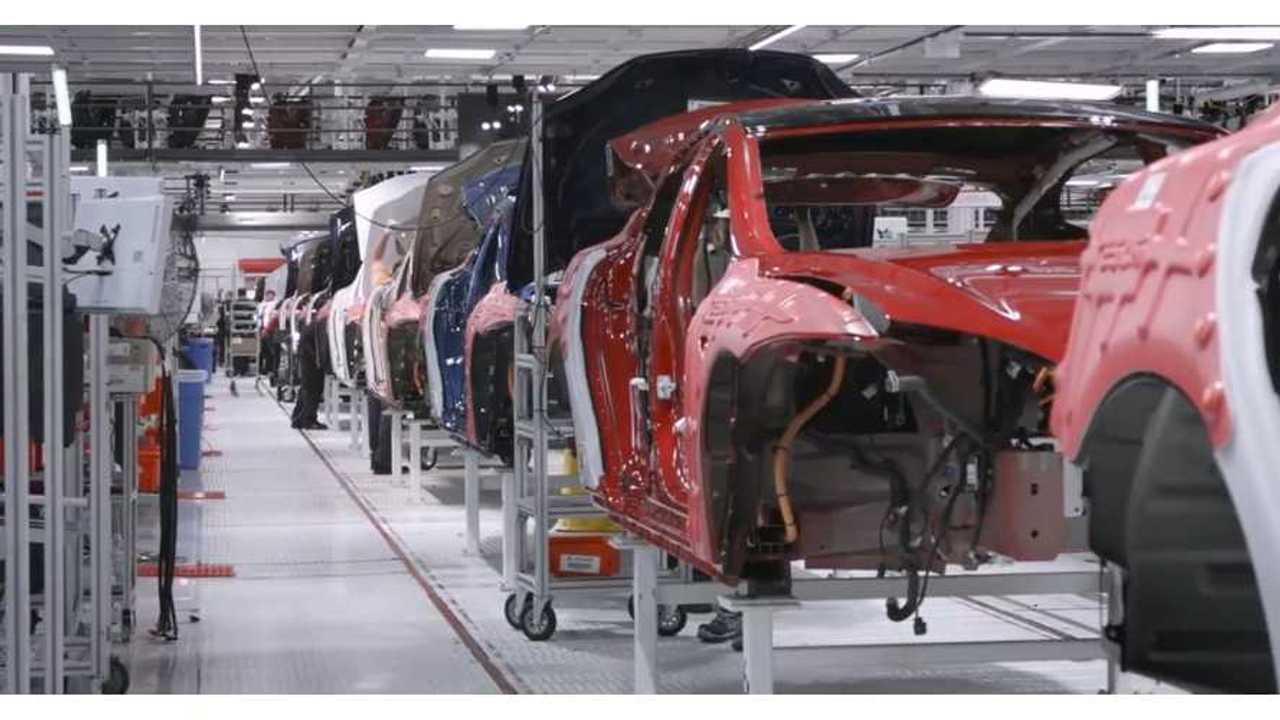 Tesla Factory Tours Reveal