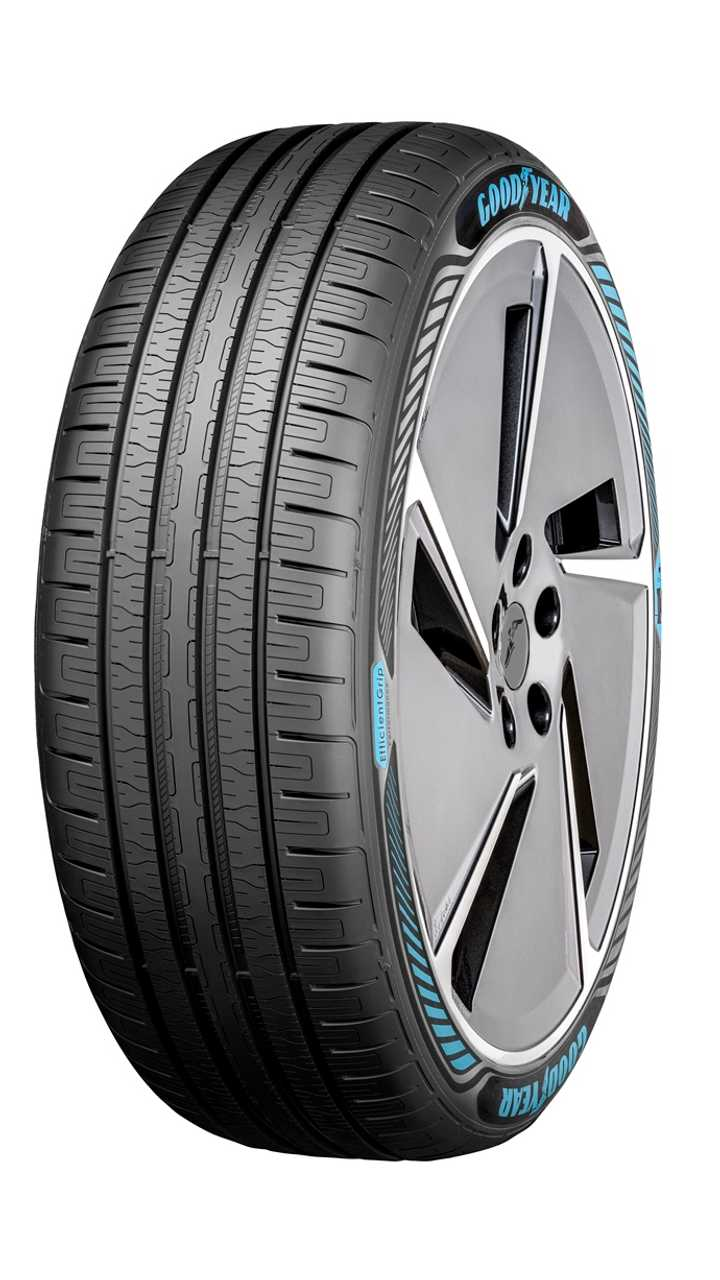 Goodyear EfficientGrip Performance prototype tire for EVs with Electric Drive Technology
