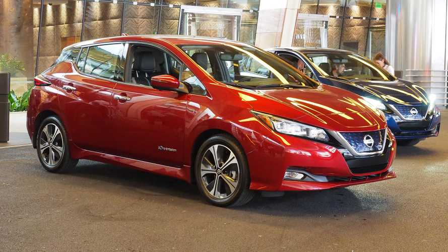 No, The $29,990 Nissan LEAF Doesn't Have a Small Battery So It Can Compete With Compacts