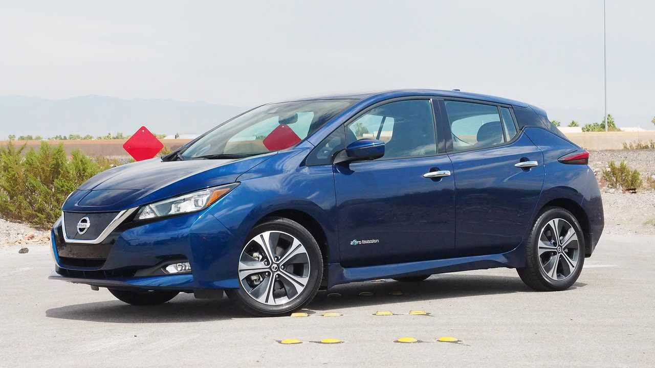 Driving The 2018 Nissan Leaf: ProPilot And E-Pedal FTW