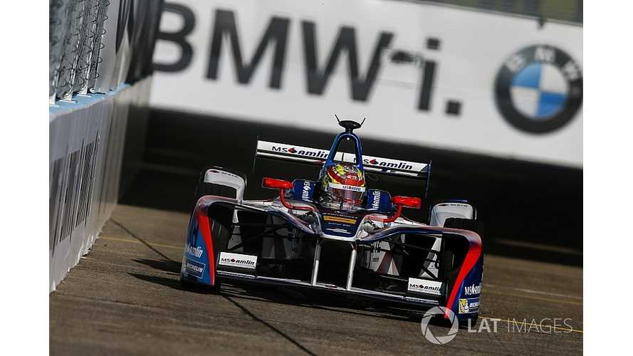BMW Confirms Formula E Manufacturer Status For Season 5 On