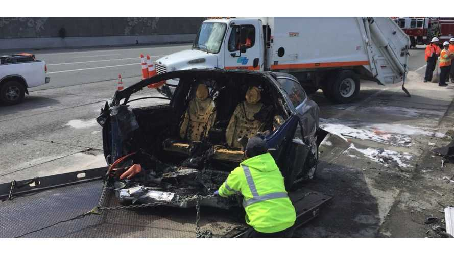 UPDATE - Tesla Fires Back - NTSB Removes Tesla From Investigation Into Deadly Model X Crash
