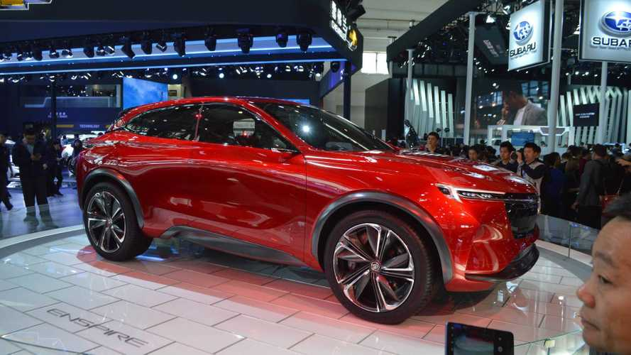 Buick Enspire Electric SUV Debuts In China With 370-Mile Range