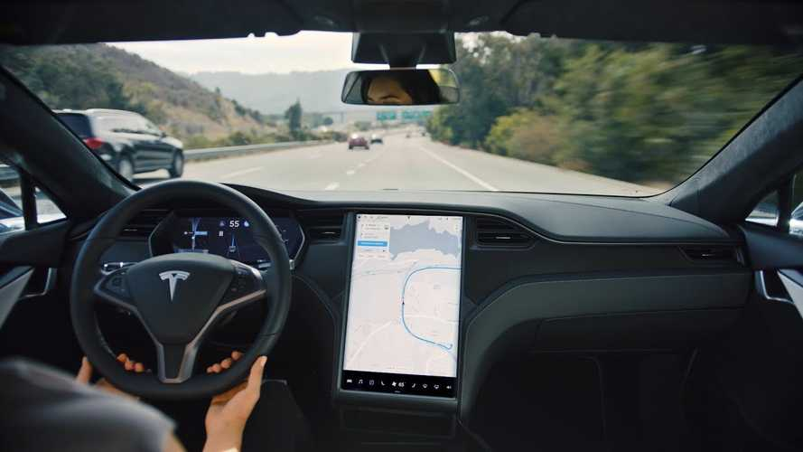 Tesla Releases Model 3, S & X Navigate On Autopilot Videos