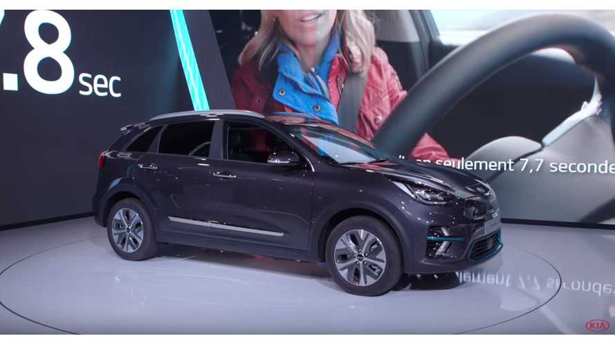 Kia Releases Niro EV First Impressions Video