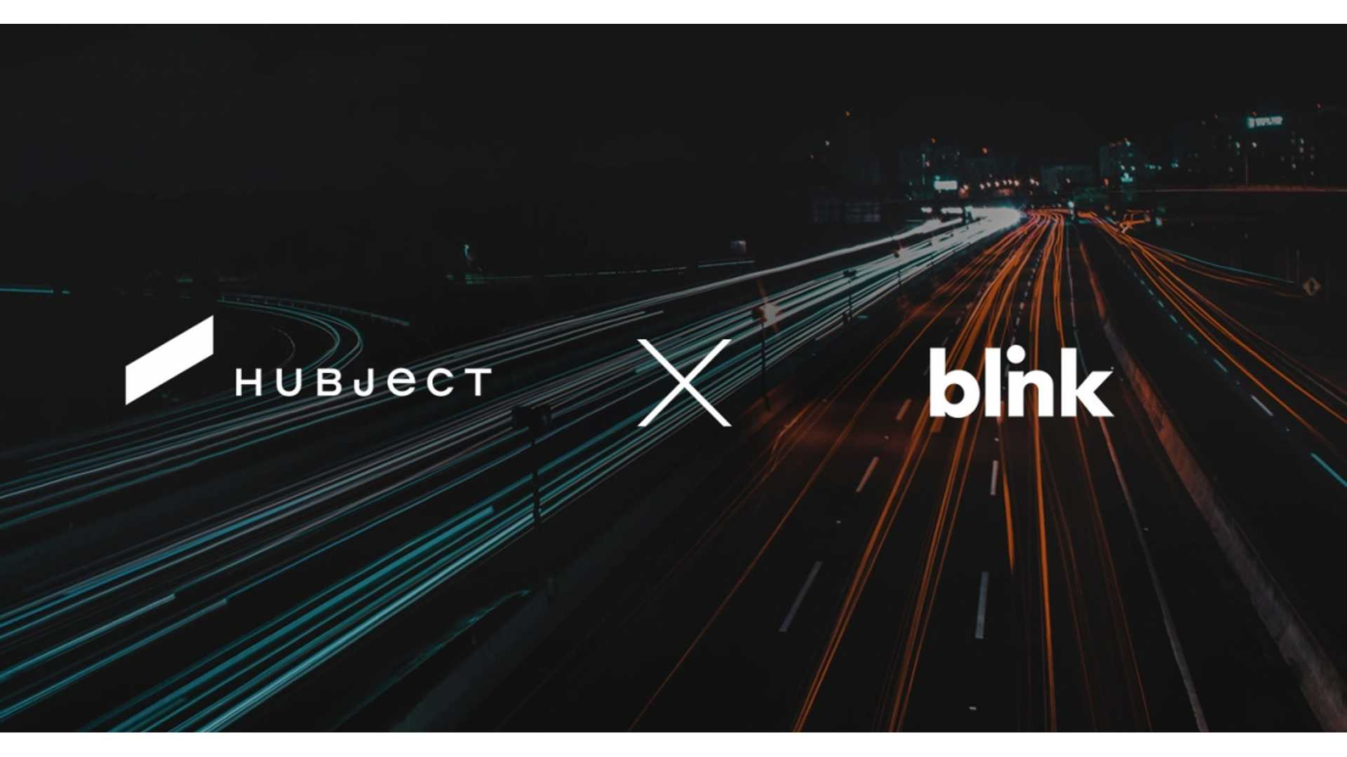 Blink Teams With Hubject To Increase Charger Access In U S