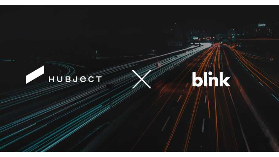 Blink Teams With Hubject To Increase Charger Access In U.S.