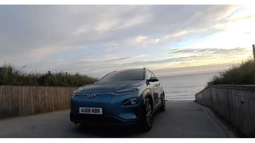 Hyundai Kona Electric In-Depth Walkaround, First Drive, More: Videos