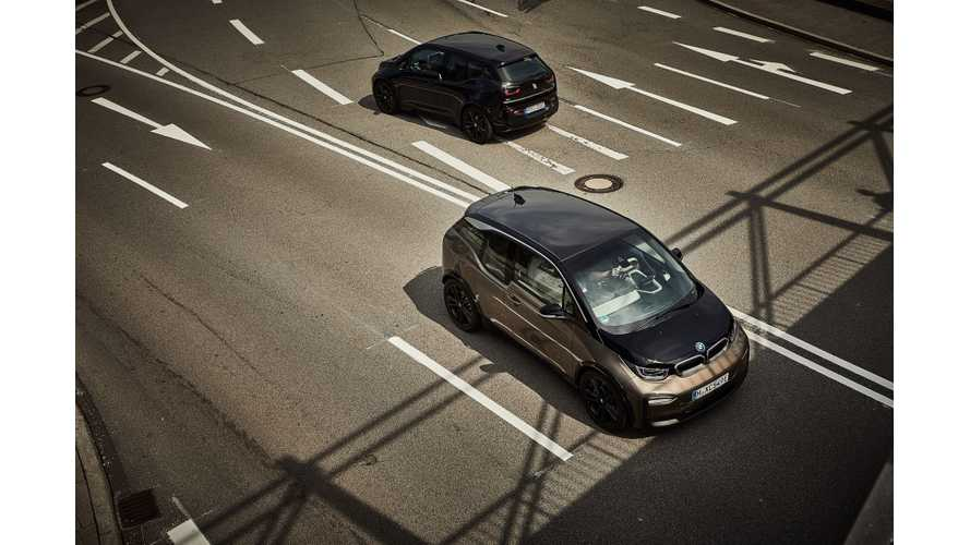 BMW Discusses Range Of Future Electric Vehicles: Over 400 Miles