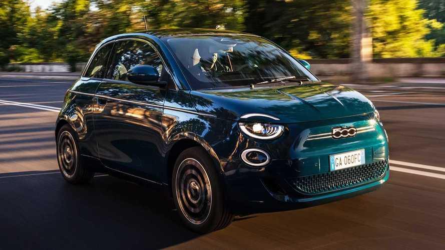 In arrivo una porta in più per la nuova Fiat 500 elettrica