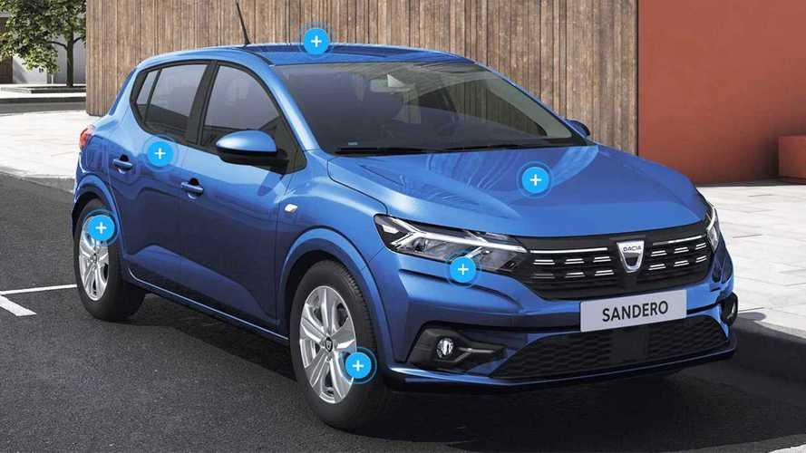 Dacia Sandero 2021: todas las novedades, punto por punto
