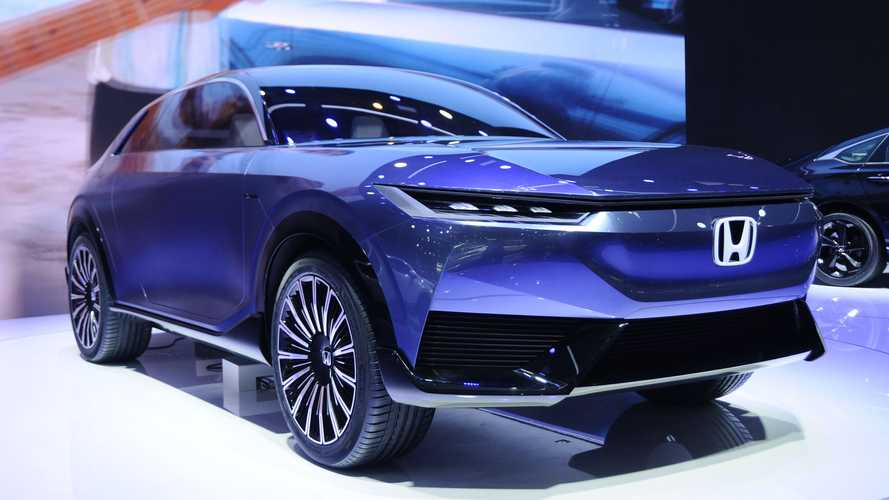 Honda Electric SUV Concept Revealed With Next-Gen Driver-Assist System