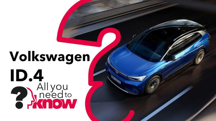 Volkswagen ID.4: Video Presents Everything You Need To Know