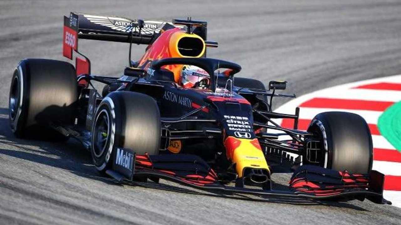 Red Bull Formula 1 2020 motorizzata Honda