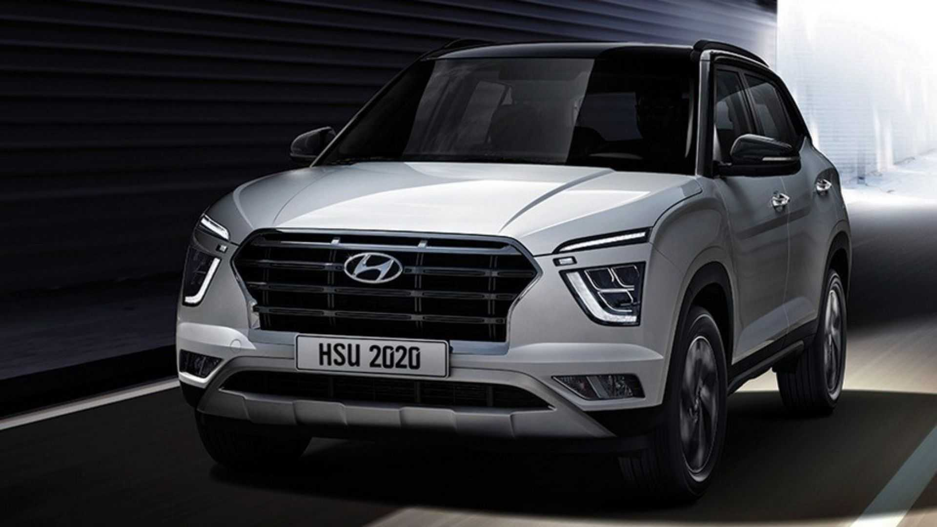 Novo Hyundai Creta E Confirmado Para Oriente Medio E Africa Brasil Aguarda
