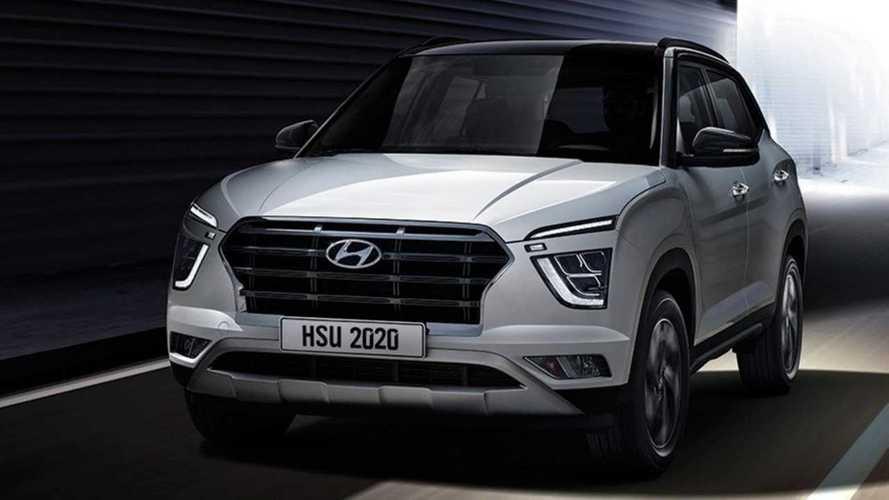 Novo Hyundai Creta - África e Oriente Médio