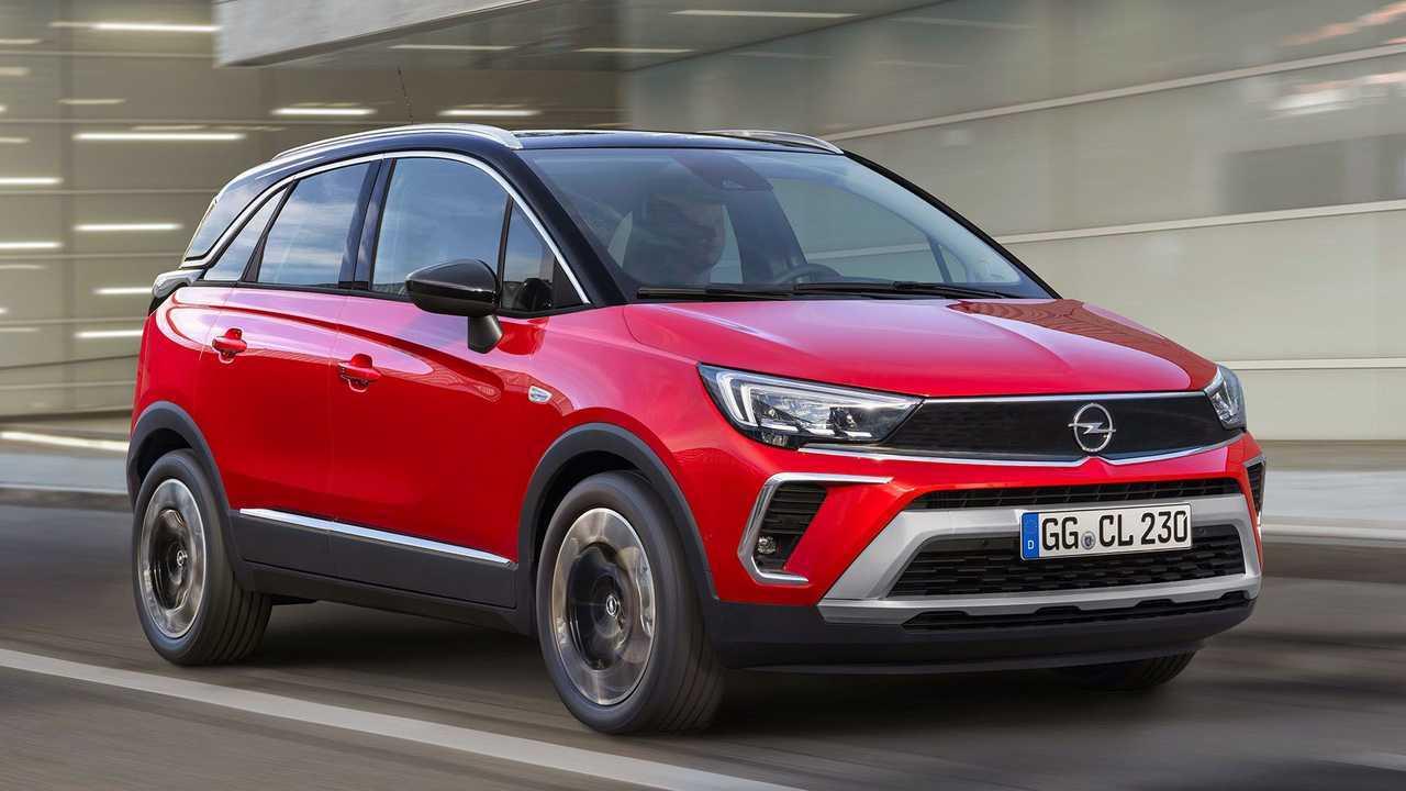 Opel Crossland (2021)