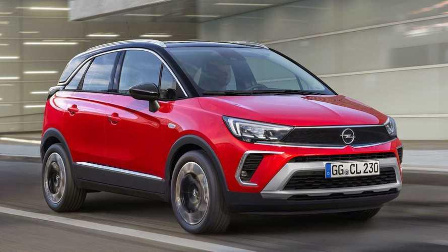 Opel Crossland 2021: el Mokka, como base estética