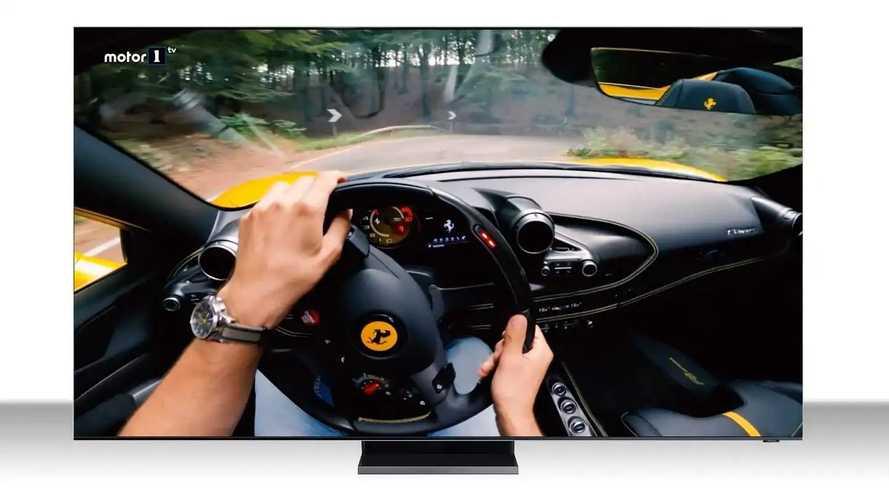 Motor1.com Italia sbarca su Samsung TV Plus