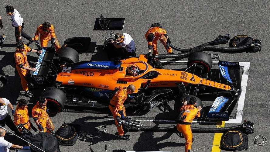 """McLaren: """"No habríamos dejado ir a Sainz, sin tener atado a Ricciardo"""""""
