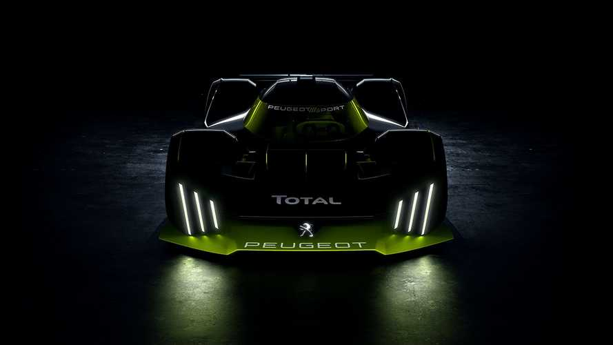 Peugeot Sport Le Mans Hiper Otomobili
