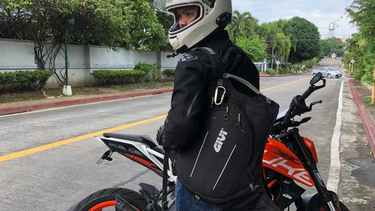 GIVI EA104B Easy Range Backpack