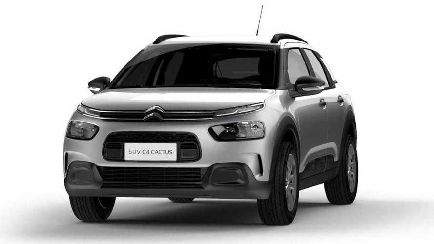 Só automático: Citroën C4 Cactus perde versão manual e tem preço inicial de R$ 89.990