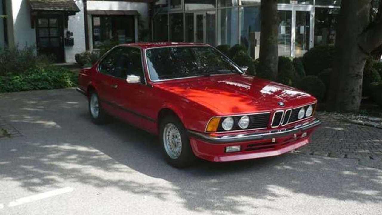 Eladó BMW M635 CSI