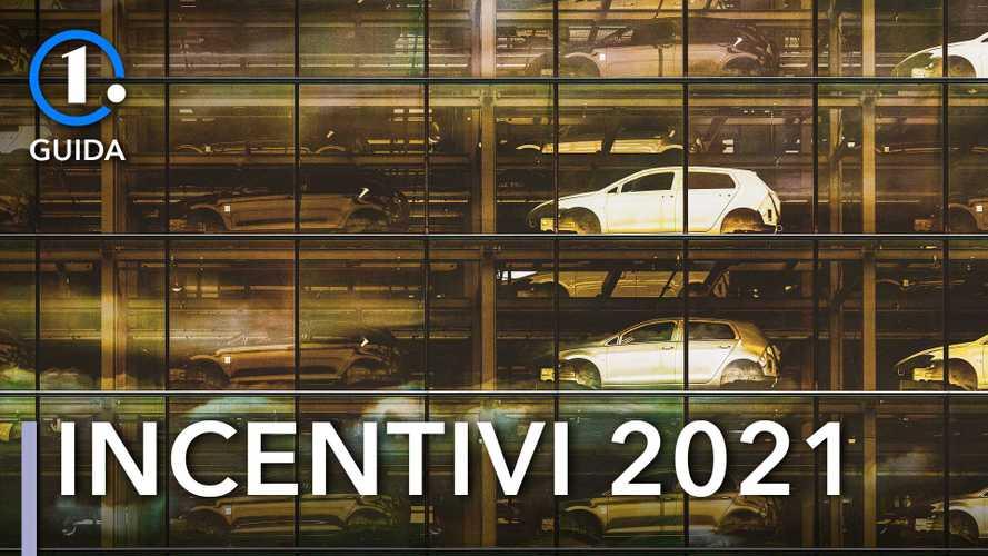 Incentivi auto, ecotassa, auto elettriche e benzina, le novità 2021