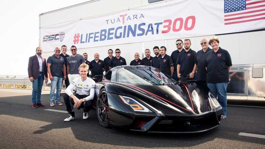 Koenigsegg и Bugatti повержены: новый рекорд скорости – 508 км/ч!