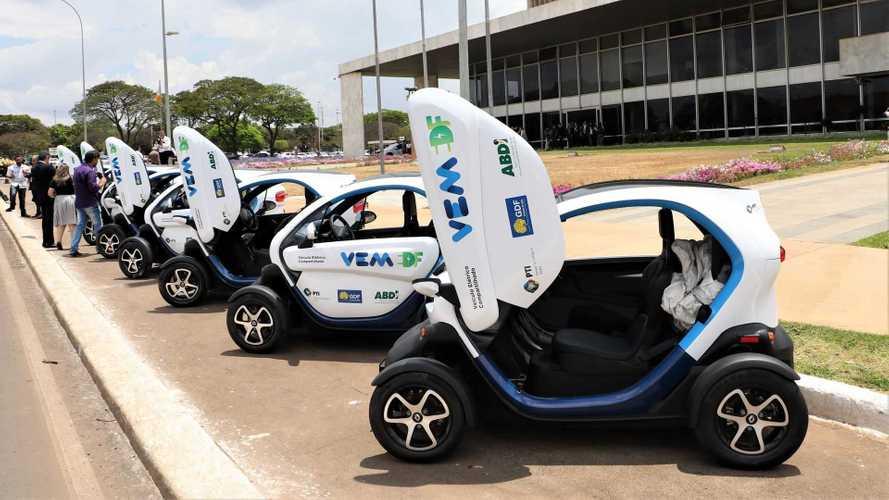 Brasil: Governo do DF vai ampliar rede de recarga para carros elétricos