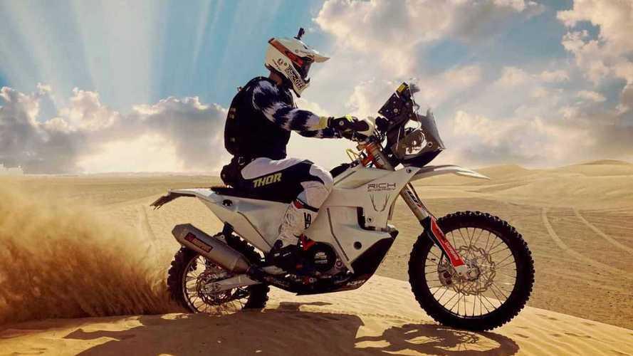 James Hillier, campeón del TT de la Isla de Man, disputará el Dakar